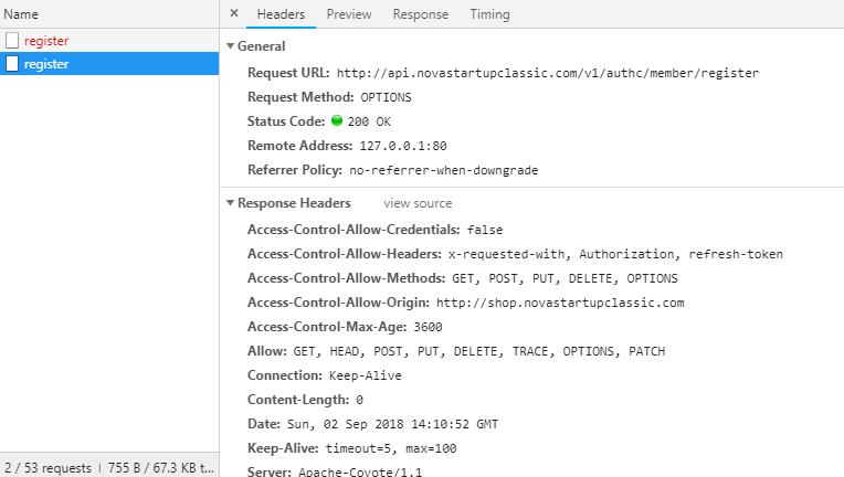 Enabling Cross Origin Requests for a Sprint MVC RESTful Web